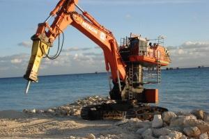 Luyckx - Raised excavators