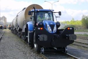 Railway tractors