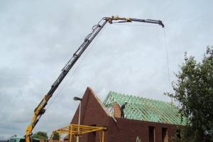 Rooftop cranes