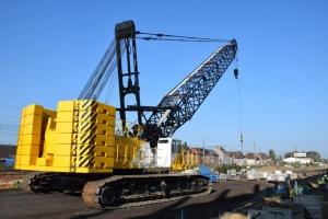 Aertssen expands its crawler crane fleet