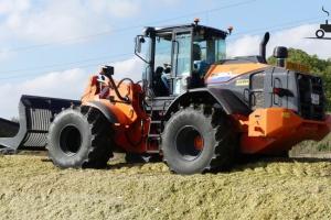 Wheel loaders - Agri