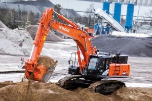 HITACHI looks to the future at Bauma
