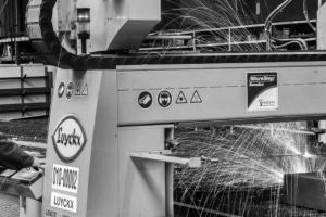 High-tech machinery
