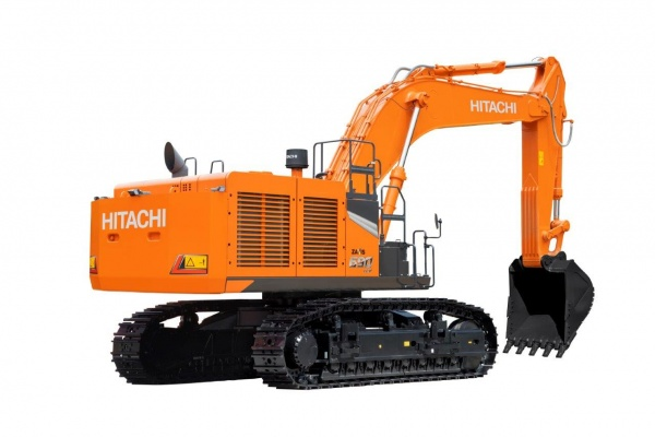Operating weight: 69,4 t - 71,4 t