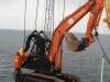 Breakwater construction