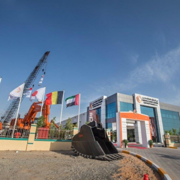 Middle East Crane Equipment Trading opens §3 million Dubai branch