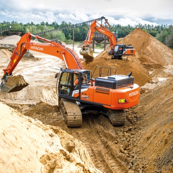 You're in control with Hitachi Zaxis-7