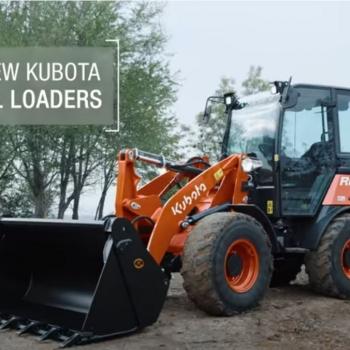New Kubota films